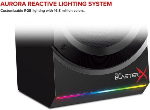 BLASTERX KRATOS S5