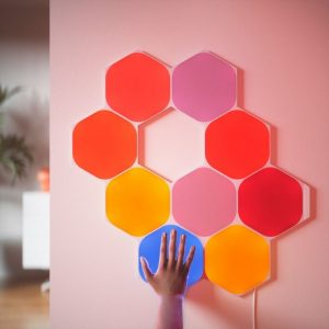 Nanoleaf Shapes Hexagon Starter Kit