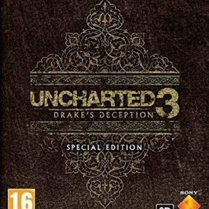 Uncharted 3 Drake's