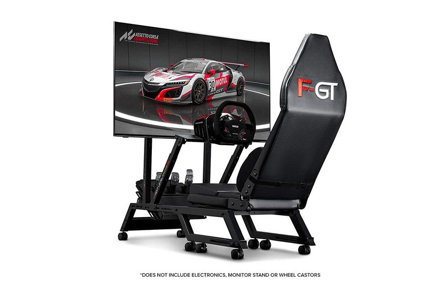 F-GT Simulator Cockpit